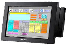 PANEL PC TOUCHSCREEN AXON 7800