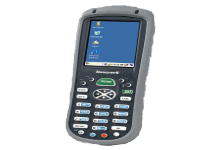TERMINALE MOBILE COMPUTER HONEYWELL 7600
